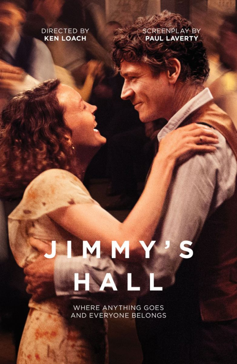 ჯიმის დარბაზი - Jimmy's Hall / Зал Джимми (2014)