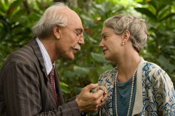 Love in the Time of Cholera movie image Giovanna Mezzogiorno and Javier Bardem