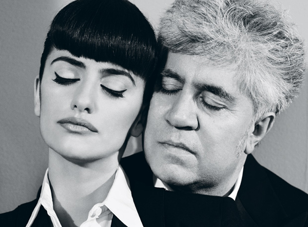 pedro-almodovar. and penelope cruz