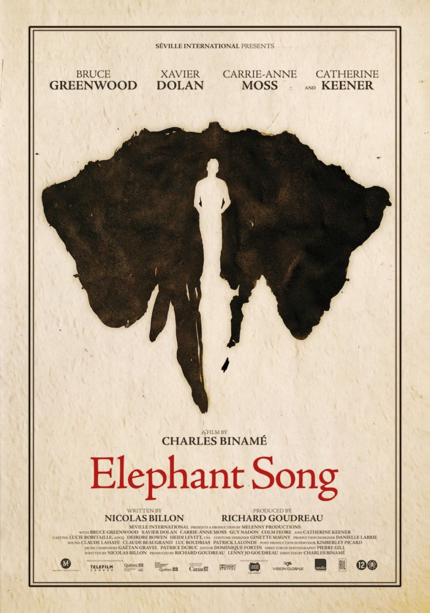 Elephant Song Poster (2)