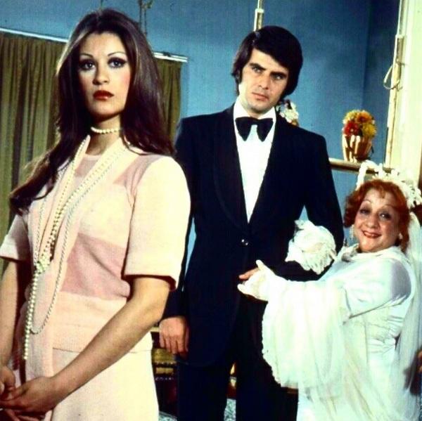 """1975 yapımı """"Ah Nerede"""" filminden bir kare..."""