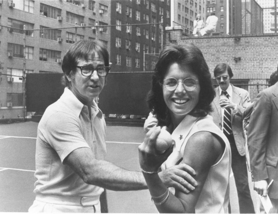 Bobby Riggs - Billie Jean King