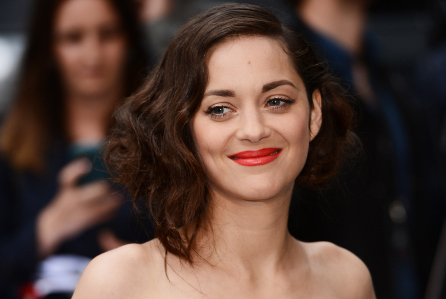 "LONDON, ENGLAND - JULY 18:  Actress Marion Cotillard  attends European premiere of ""The Dark Knight Rises"" at Odeon Leicester Square on July 18, 2012 in London, England.  (Photo by Ian Gavan/Getty Images)"