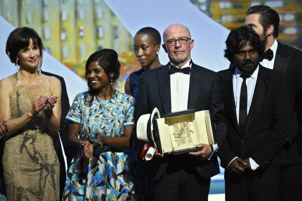 Jacques Audiard - Dheepan