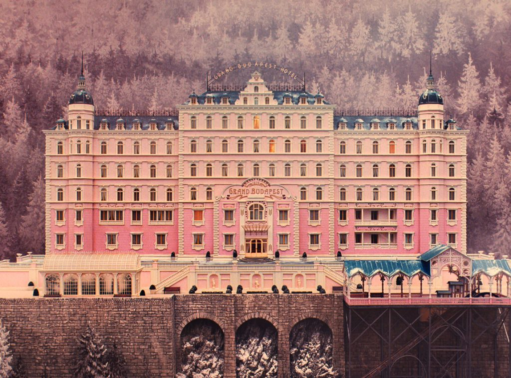 The Grand Budapest Hotel - Original Soundtrack