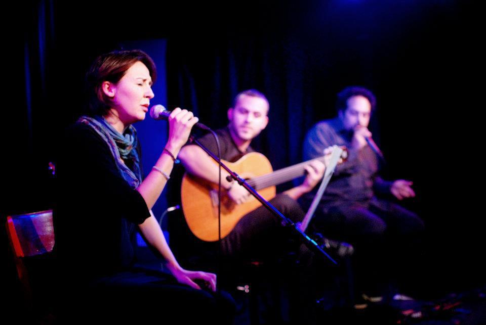 Sinem Dinçer » Üç Şehir, Üç Kültür ve Üç Müzisyen: ÇARK