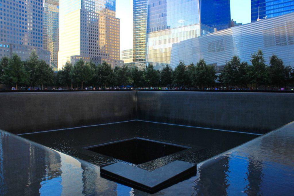Fotoğraf : Ekin Asar, 9/11 Memorial