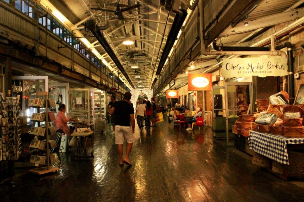 Fotoğraf : Ekin Asar, Chelsea Market