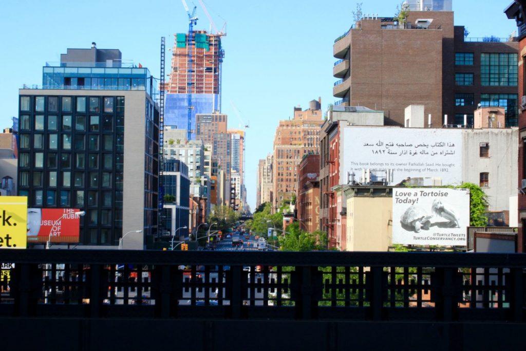 Fotoğraf : Ekin Asar, High Line