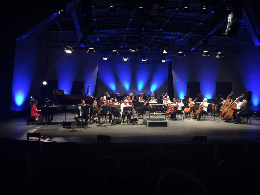 Eleni Karaindrou & İstanbul Senfoni Orkestrası