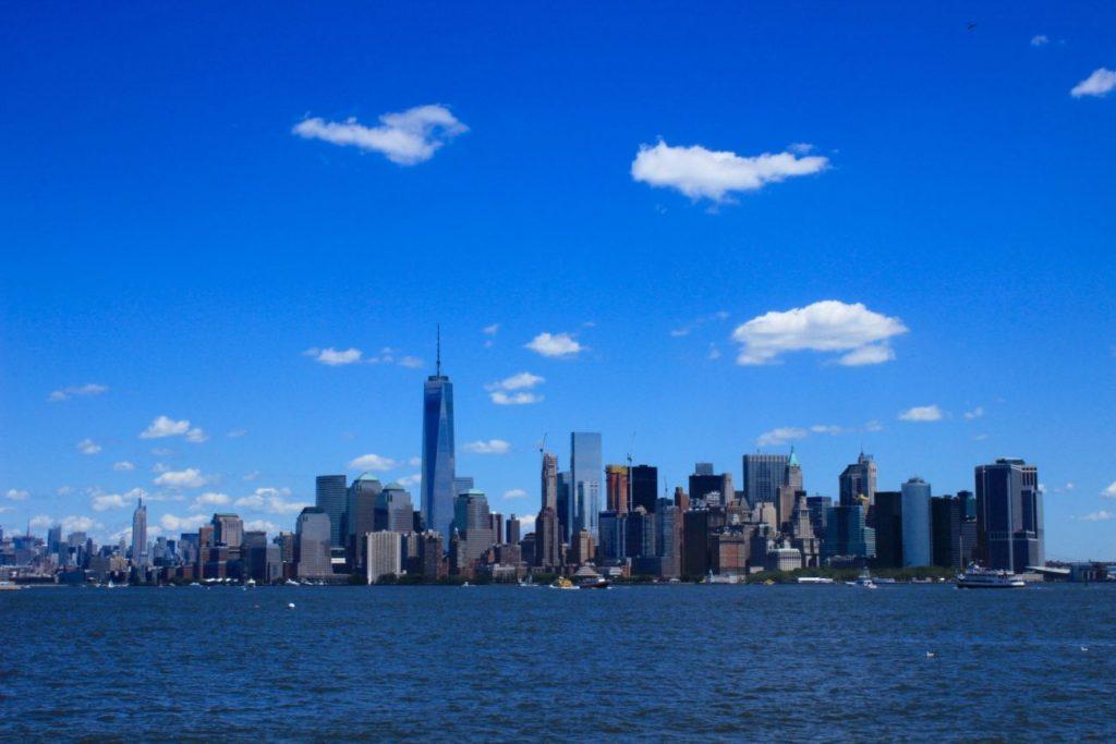 Fotoğraf : Ekin Asar, Tekneden Manhattan
