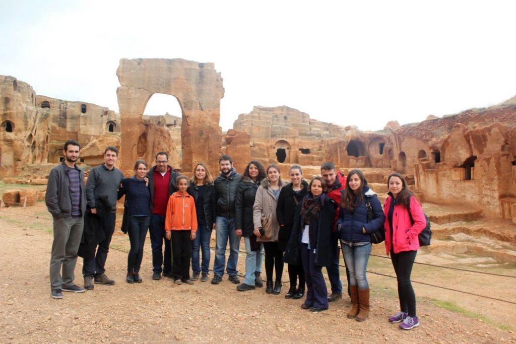 Dara'da bizim grup