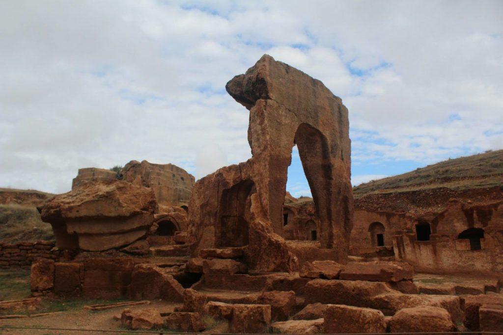 Dara Antik Kenti'nden bir görünüm
