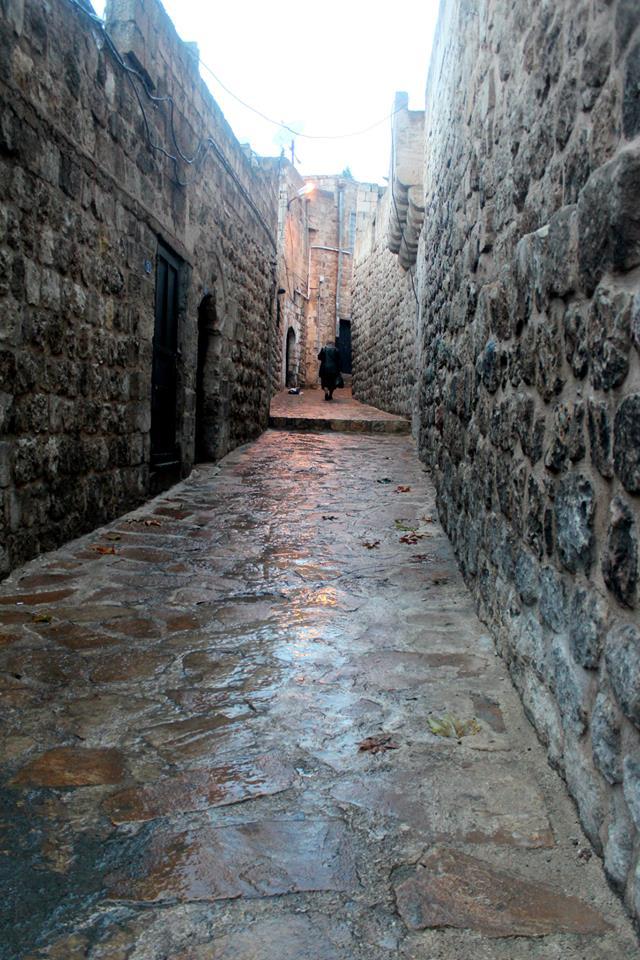 Mardin'den Bir Sokak