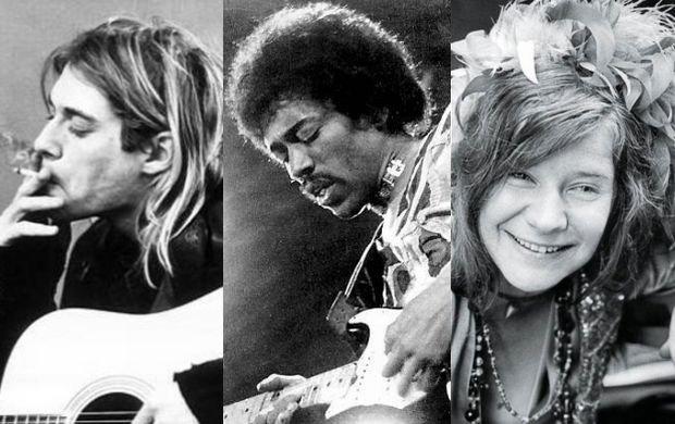 z12783200Q,Kurt-Cobain--Jimi-Hendrix--Janis-Joplin-