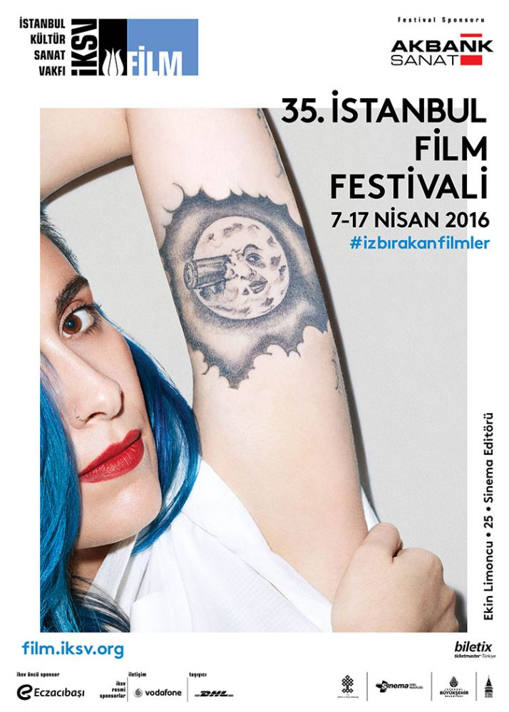 35. istanbul film festivali poster