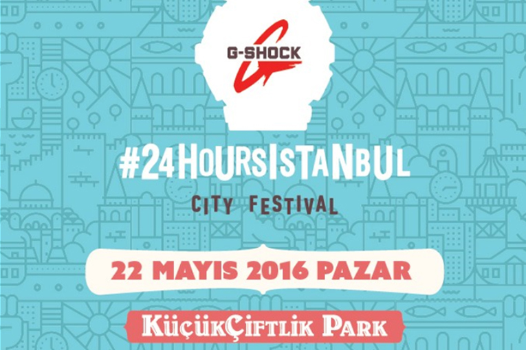 Casio-G-Shock-24hoursistanbul-City-Festival