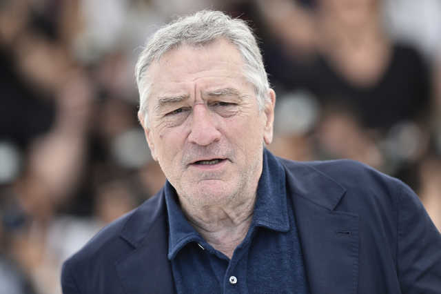 "CANNES, FRANCE - MAY 16:  Robert De Niro attends the ""Hands Of Stone"" photocall during the 69th annual Cannes Film Festival at the Palais des Festivals on May 16, 2016 in Cannes, France.  (Photo by Pascal Le Segretain/Getty Images)"
