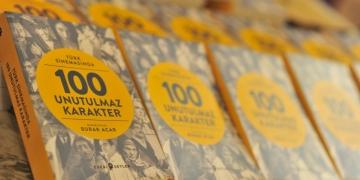 Türk Sinemasında 100 Unutulmaz Karakter Kitabı Tanıtım Kokteyli