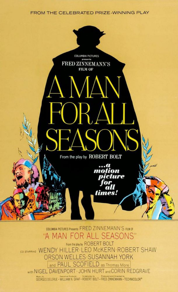 an analysis of the persecution of thomas more in a man for all seasons by robert bolt A man for all seasons: a sir thomas more is a rare man in any age a man for all seasons bolt robert.