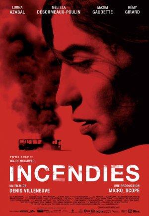 Incendies (2010) - Drama, Savaş, Sinema Odaları - Fil'm Hafızası