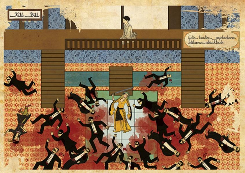 Kill Bill by Murat Palta