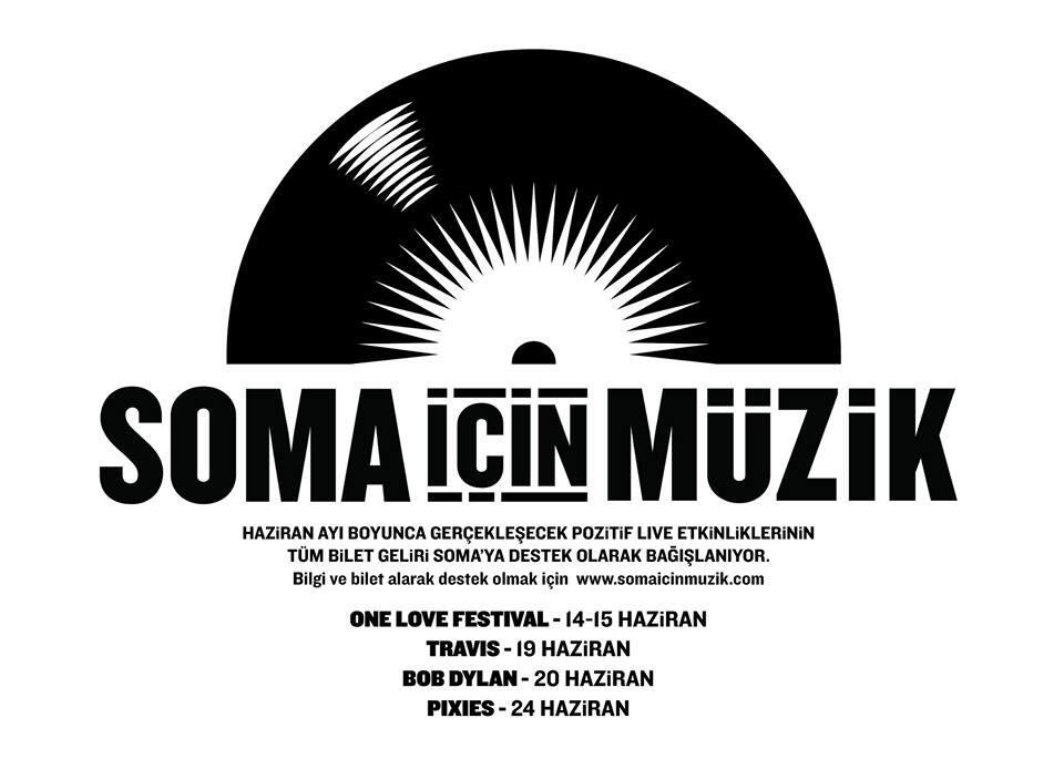 Soma İçin Müzik - Bi'Dünya, Haberler - Fil'm Hafızası