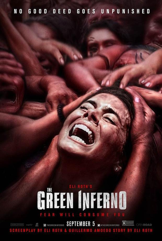The Green Inferno'dan Yeni Fragman - Haberler - Fil'm Hafızası