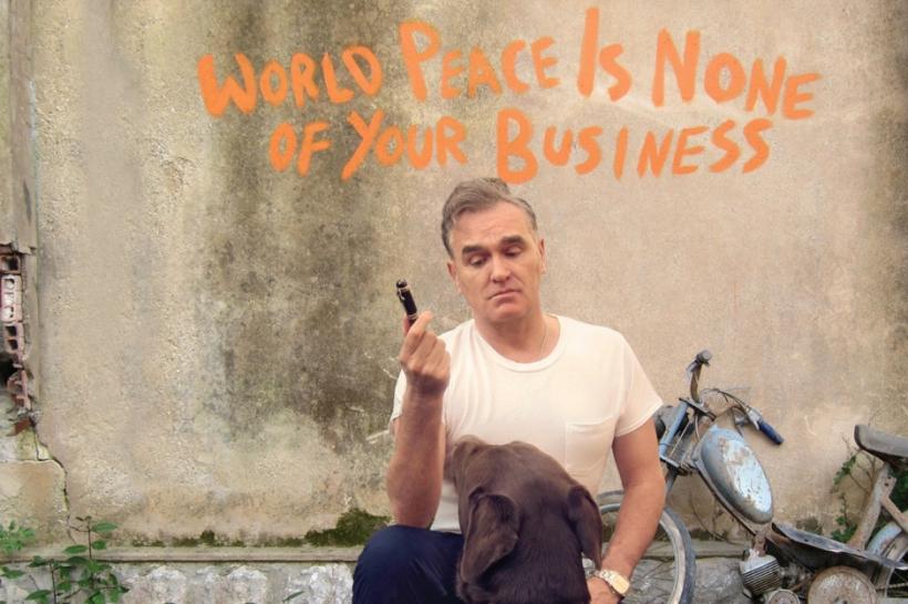 Morrissey 7 Aralık'ta İstanbul'da! - Bi'Dünya, Haberler - Fil'm Hafızası