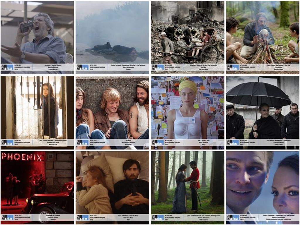 34. İstanbul Film Festivali Film Listesi Açıklandı - Haberler - Fil'm Hafızası