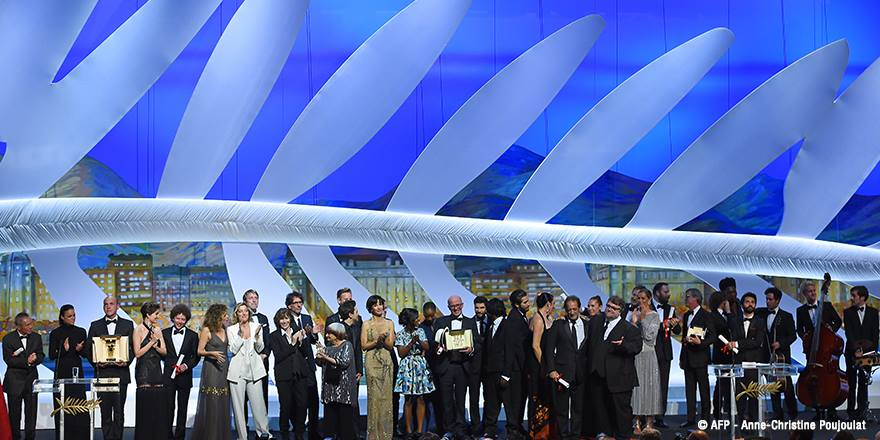cannes awards ceremony