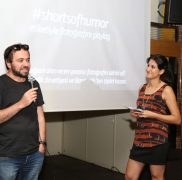 Tematik Gece: Shorts of Humor hosted by Hakan Bilginer (Founder of Zaytung)