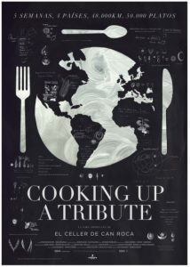 cooking up a tribute