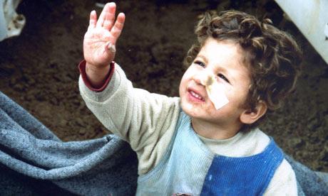 Ghobadi'nin Gökyüzüne Bakan Çocukları - Eleştiri - İzlenim, Sinema Yazıları - Fil'm Hafızası