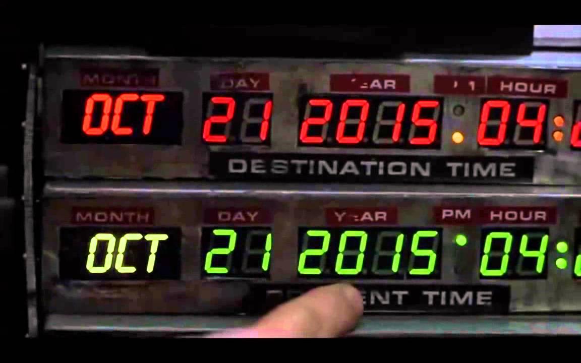 Back to the Future'ın Gelecekteki Günü Bugün mü? - Haberler - Fil'm Hafızası