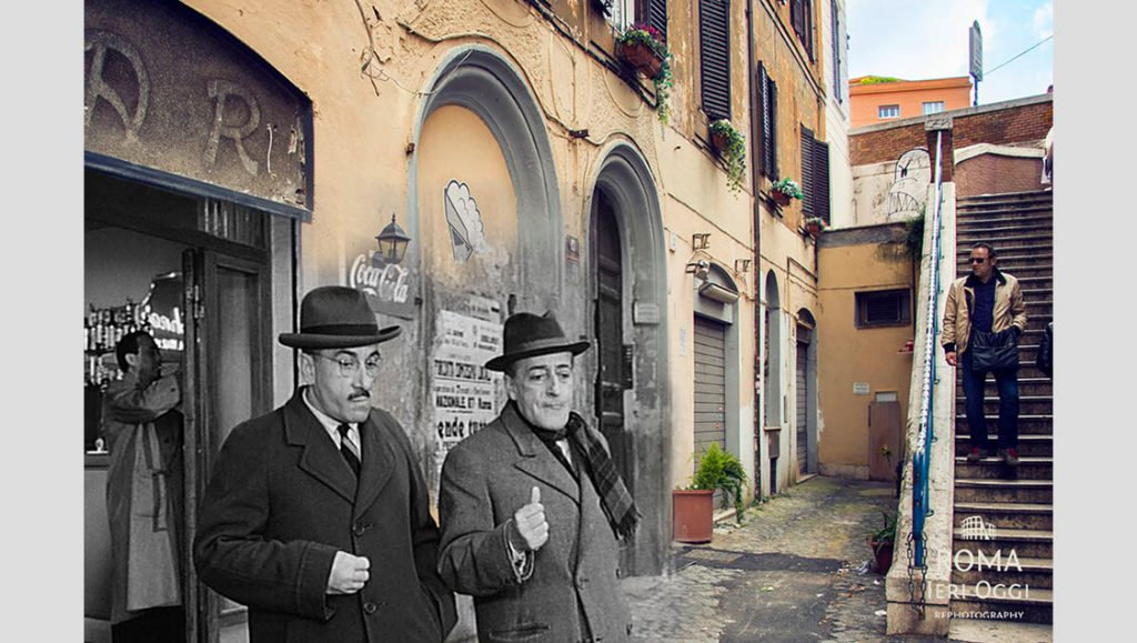 Totò, Peppino,La Banda Degli Honesti(The Band Of Honest Men) Film Seti
