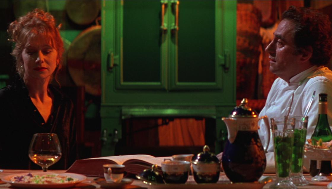 an analysis of power and humility in the cook the thief his wife and her lover film
