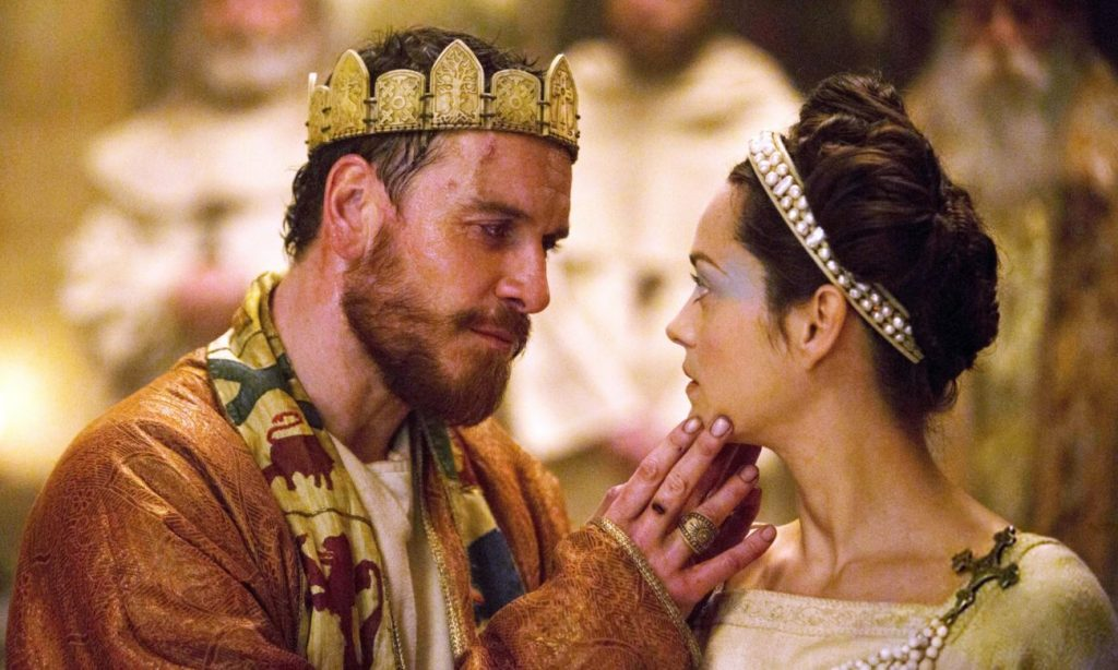 MICHAEL FASSBENDER & MARION COTILLARD Film 'MACBETH' (2015) Directed By JUSTIN KURZEL 23 May 2015 SAM51121 Allstar Picture Library/STUDIOCANAL **WARNING** This Photograph is for editorial use only and is the copyright of STUDIOCANAL and/or the Photographer assigned by the Film or Production Company & can only be reproduced by publications in conjunction with the promotion of the above Film. A Mandatory Credit To STUDIOCANAL is required. The Photographer should also be credited when known. No commercial use can be granted without written authority from the Film Company. 1111z@yx