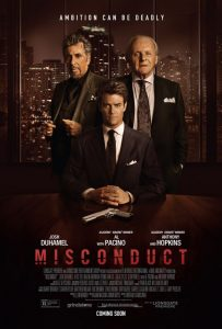 Misconduct2016Poster