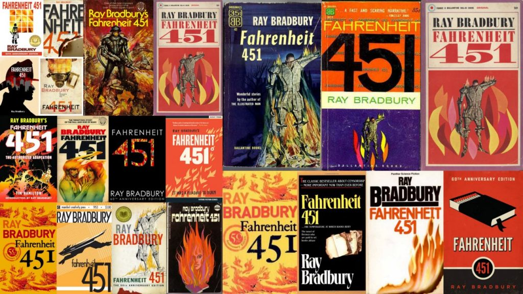 farehnheit 451 Fahrenheit 451 [ray bradbury] on amazoncom free shipping on qualifying offers ray bradbury's internationally acclaimed novel fahrenheit 451 is a masterwork of twentieth-century literature set in a bleak.