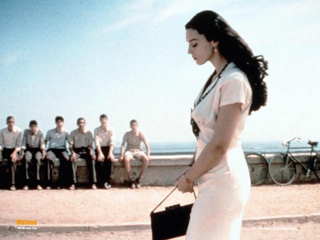 Bir Sahne: XX. Yüzyılda Bir Lilith, Malèna - Analiz, Sinema Yazıları - Fil'm Hafızası