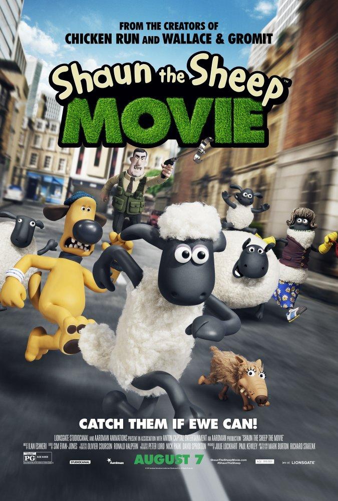Shaun The Sheep (2015) - Animasyon, Sinema Odaları - Fil'm Hafızası