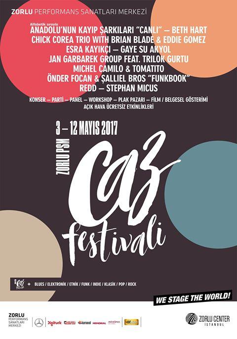 Zorlu Psm'den Yeni Bir Festival Daha: Zorlu Psm Caz Festivali - Bi'Dünya, Haberler - Fil'm Hafızası