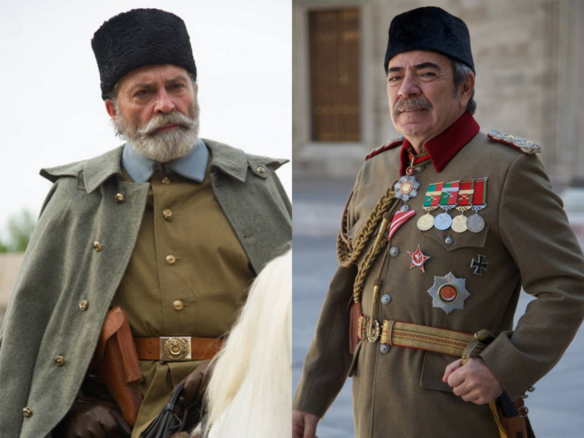 """The Ottoman Lieutenant"" Vizyona Girdi! - Haberler - Fil'm Hafızası"