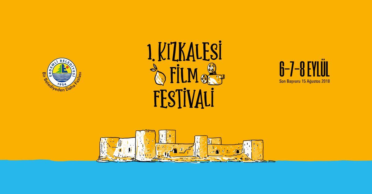 1. Kızkalesi Film Festivali Gerçekleşiyor
