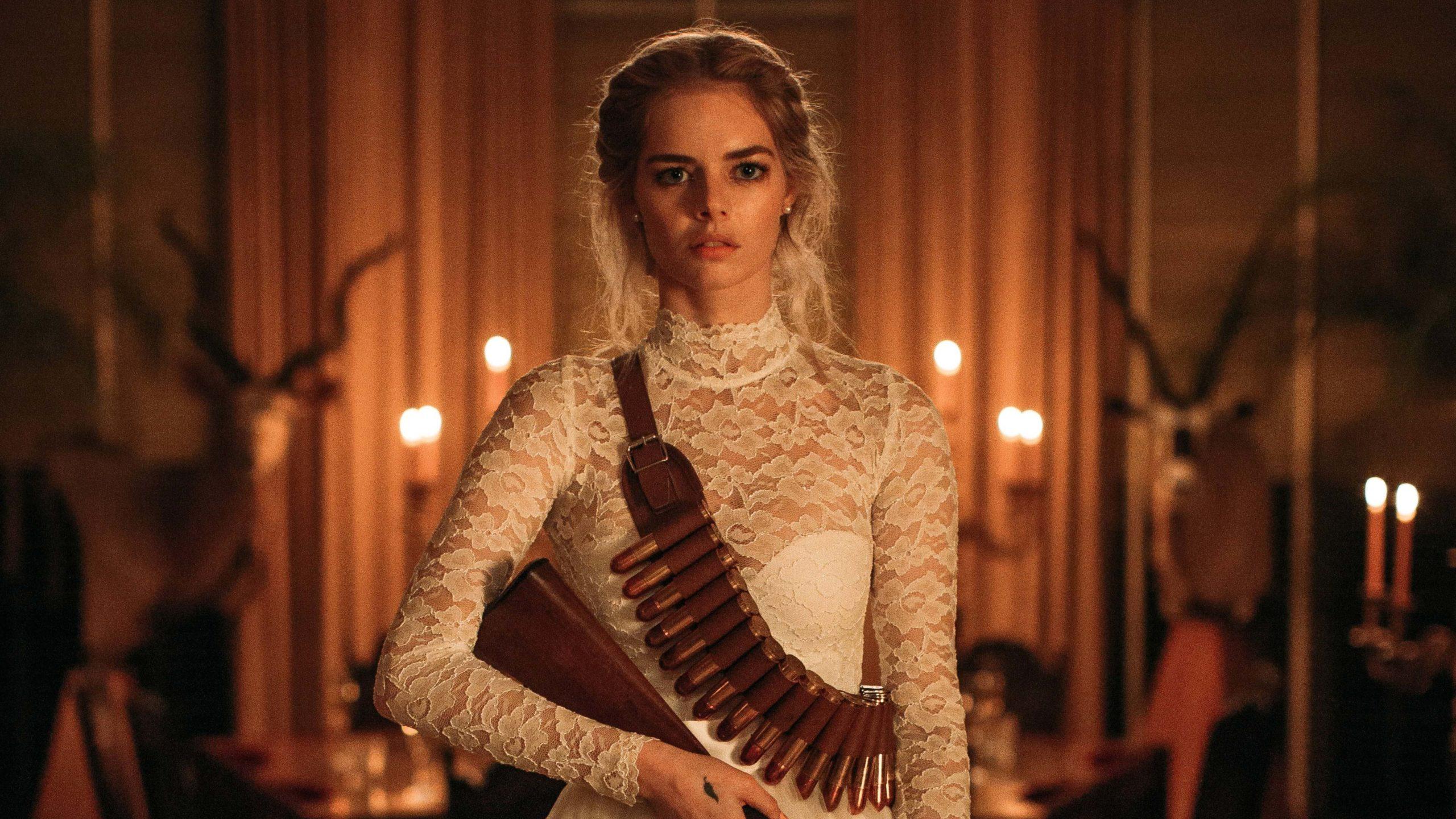 Samara Weaving Elizabeth Patterson Bonaparte liz fil'm hafızası