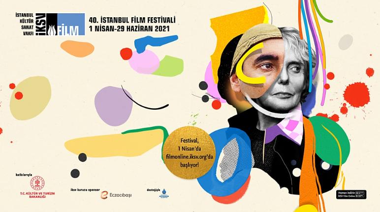 40. istanbul film festivali afiş fil'm hafızası