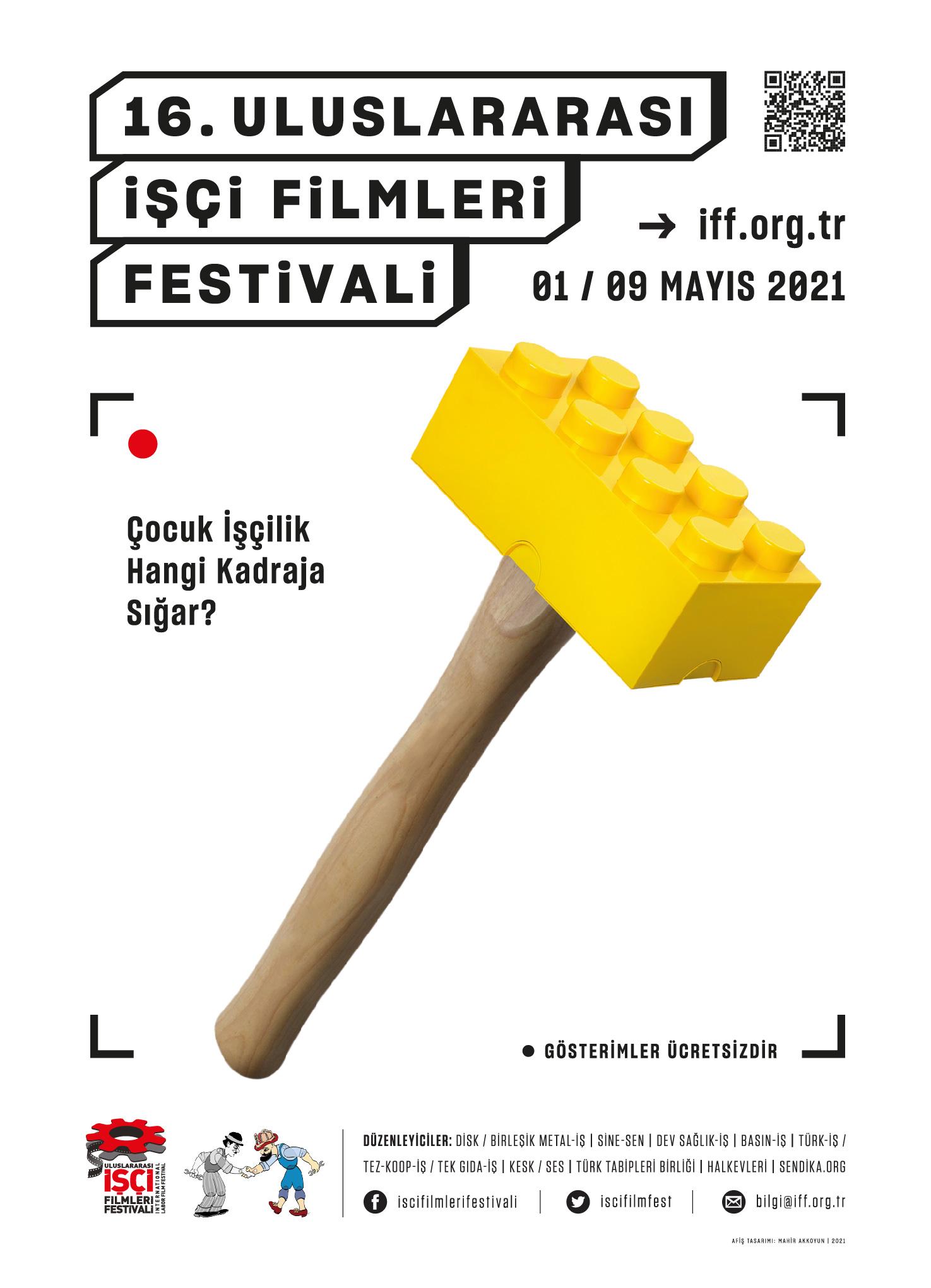 16 uluslararası işçi filmleri festivali çocuk işçiler